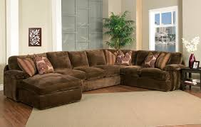 sofa nice large sectional sofa with chaise amazing of rustic