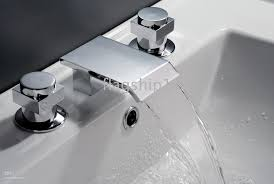 Modern Faucet Bathroom Delectable Designs With Modern Bathroom Sink Faucets Single