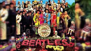 sargeant peppers album cover sgt pepper s lonely hearts club band album cover explained
