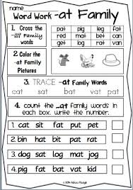 413 best word work phonics word families images on pinterest