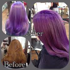 fun with violet haircut and color by me jolsalon san diego