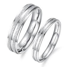 rings bands designs images Fashion simple design lovers 39 engagement wedding rings bands new jpg