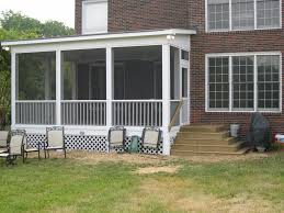 best shed roof screened porch plans karenefoley porch and