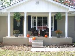 modern house porch decorations home front decor ideas lakefront home decorating