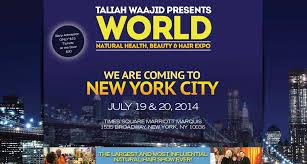 natural hair expo seattle washington taliah waajid world natural health beauty expo nyc new york