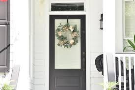 painting front wood door exterior paint colors purple doors grain