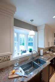 Ceiling Light Crown Molding by Lighting Over Kitchen Sink Kitchen Traditional With Ceiling