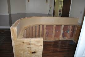Plywood Reception Desk Diy Reception Desk Great Step By Step Pictures U0026 Plans Http Www