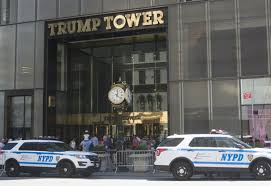armed busted at tower after secret service calls cops