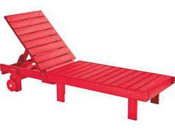 Plastic Chaise Lounge Commercial Outdoor Recycled Plastic Chaise Lounges