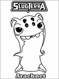 slugterra coloring pages 1 coloring pages kids