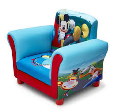 Mickey Mouse Sofa Bed by Toddler U0026 Kids U0027 Upholstered Chairs Toys