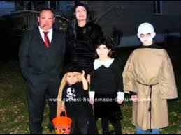 Addams Family Costumes Lurch Addams Family Costume Youtube