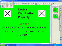5th grade math strategy distributive property youtube