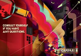 campari art campari at hand consult moderation trend adflash