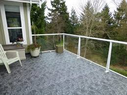 vinyl decking in color trendy vinyl decking u2013 design idea and decors