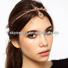 headpiece jewelry spike chain jewelry gold indian jewelry gold chain