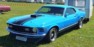 mustang mach 1 1970 ford mustang mach 1 was one boy s wish ford authority