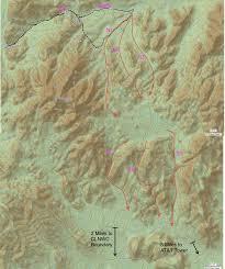 Map Of Death Valley Tom We Have Some Bones Here U2026 U201d