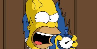 simpsons halloween homer goes crazy u2013 paul u0027s blog u2013 reviews