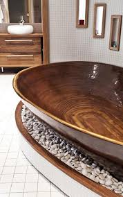 wooden bathtub 30 relaxing and chill wooden bathtubs wooden bathtub bathtubs