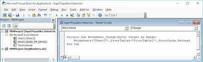 how to update pivot table tech tues automatically refreshing pivot tables in excel