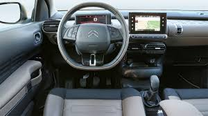 citroen c4 cactus interior coches y motos 10 pinterest car
