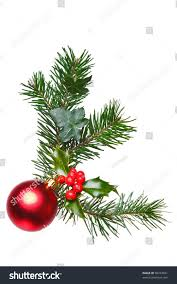 photo christmas decoration made holly red stock photo 90374581