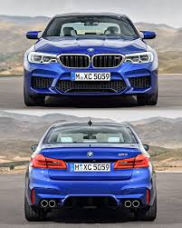 2018 bmw m5 f90 specifications photo price information rating