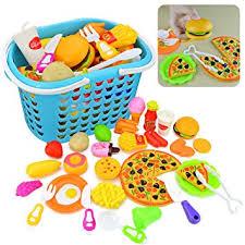 jeu cuisine enfant jeu d imitation cuisine enfant teckpeak 34 pièces set jouet