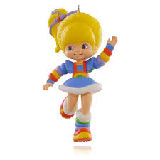 2015 rainbow brite hallmark keepsake ornament hooked on hallmark