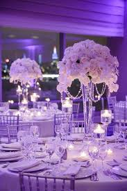 Silver Wedding Centerpieces by Breathtaking New Jersey Wedding Wedding Centerpieces