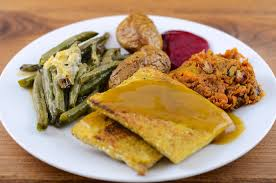 easy vegetarian thanksgiving dinner menu