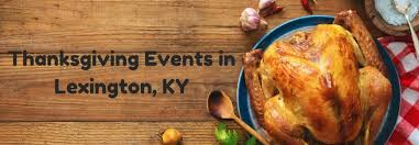 thanksgiving 2017 events and activities in ky