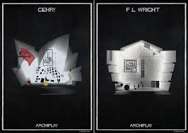 federico babina s archiplay turns famous architects into set archiplay federico babina