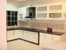 Cheap Kitchen Furniture For Small Kitchen Clever Creamy Wall Color Plus Classic Kitchen Design Kitchens