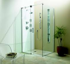 sterling kohler 3 panel shower enclosure kit design pinterest