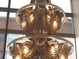 Metal Chain Chandelier Bicycle Chain Chandelier No More Running For The Light Bit Rebels