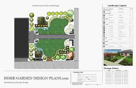 raised bed front yard design