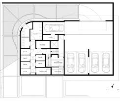 House Plans With Underground Garage Housing Building Of Seven Units In Kirchberg Keribrownhomes