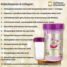 D Collagen d collagen by sofeeya shopee malaysia