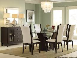 Glass Top Dining Table Set by Interior Decoration Interior Glass Top Dining Room Table Sets In