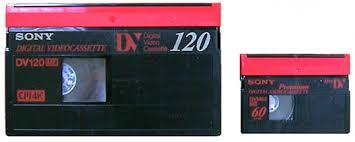 dv cassette glossaire num礬risation dvd k7 transfert vid礬o