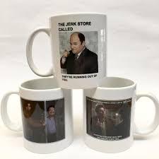 seinfeld george kramer newman mug various six things
