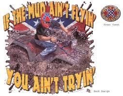 jeep mudding clipart atv if the mud ain u0027t flyin u0027 you ain u0027t tryin u0027 by bettystshirtplace