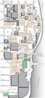 scsu map parking on minnesota state cuses bemidji state has
