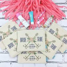 Bridal Party Makeup Bags Best 25 Bridesmaid Makeup Bag Ideas On Pinterest