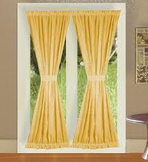 Gold Color Curtains Color Door Curtains