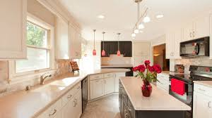 Ideas For A Galley Kitchen Best Idea Of Galley Kitchen Lighting That Looks Very Impressive