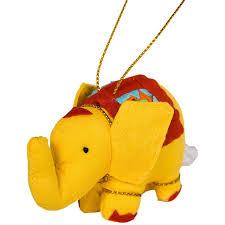 fair trade elephant ornaments from thailand marquet fair trade